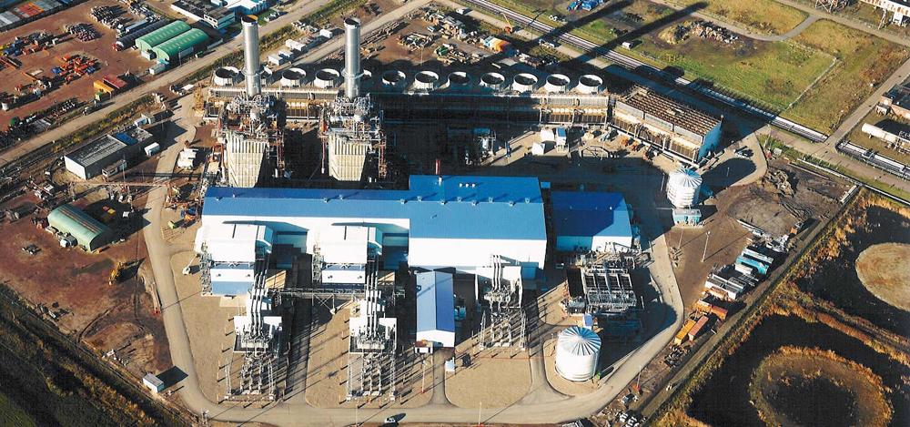 Rijnmond CCPP Energy Centre 800Mw Netherlands