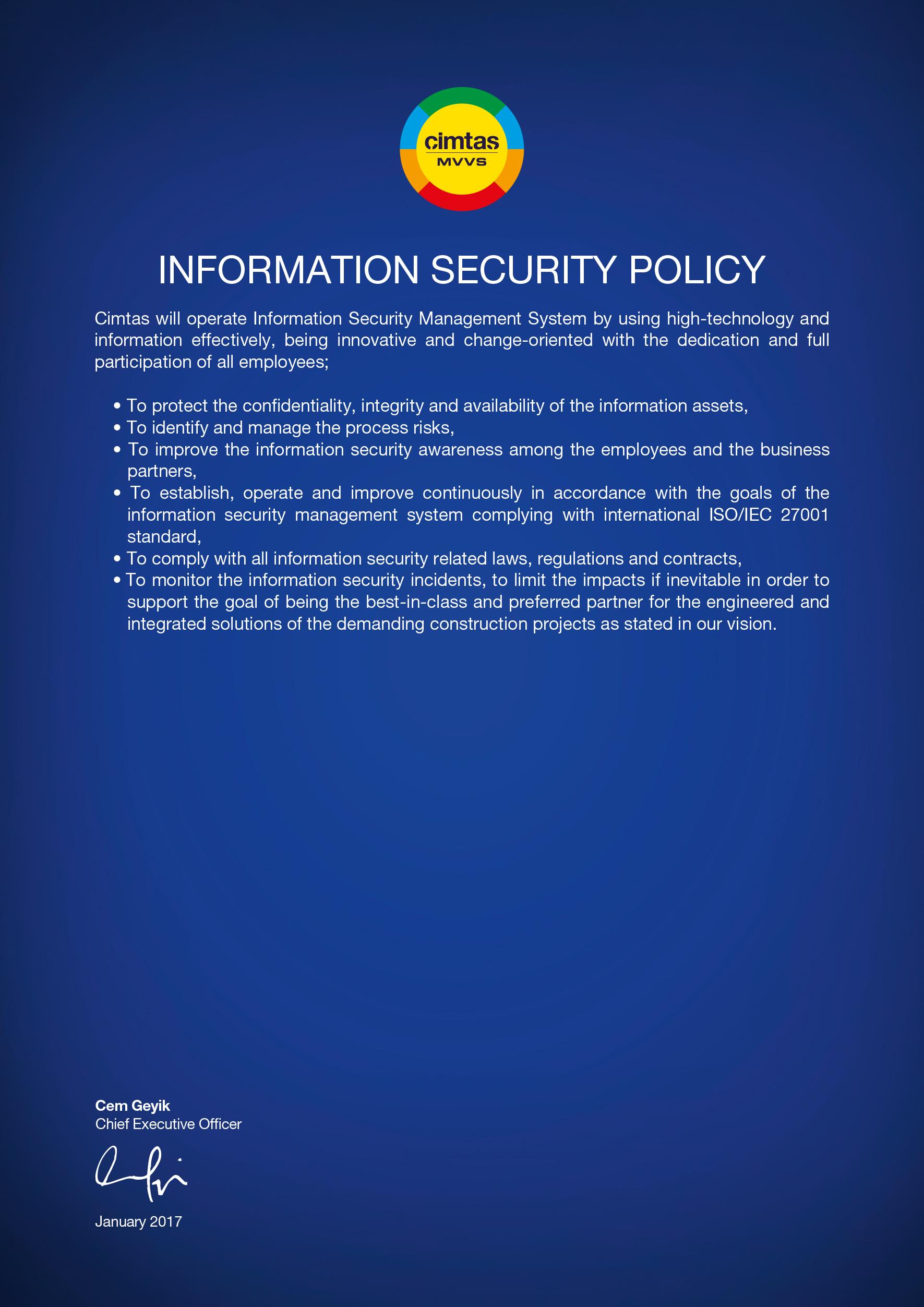 Bilgi Güvenliği Politikası_cp