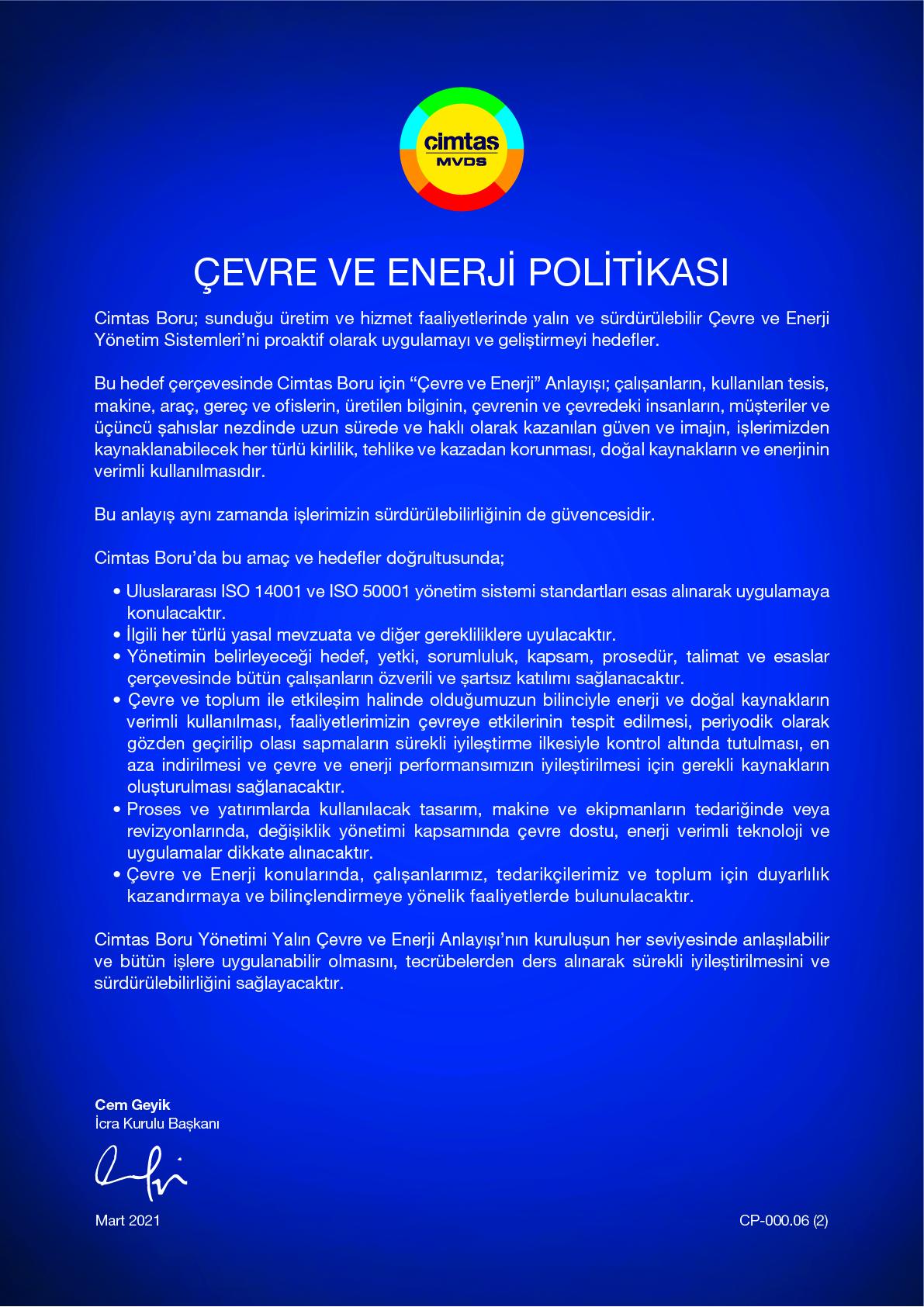 CevrePolitikasi_0321_TR